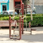 Foto Parque de Mayores en Plaza de Fernando VI 4