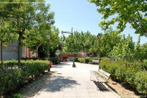 Foto Parque de la Iglesia de San Agustin del Guadalix 5