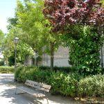 Foto Parque de la Iglesia de San Agustin del Guadalix 8