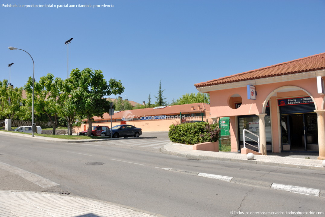 piscina municipal san agust n de guadalix
