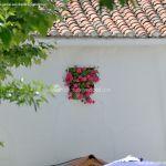 Foto Casa decorada con geranios en Guadalix 2