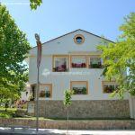Foto Casa decorada con geranios en Guadalix 5