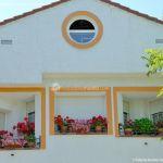Foto Casa decorada con geranios en Guadalix 6