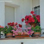 Foto Casa decorada con geranios en Guadalix 8