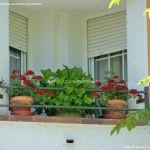 Foto Casa decorada con geranios en Guadalix 9