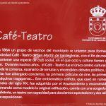 Foto Cafe Teatro de San Martín de Valdeiglesias 10