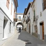 Foto Calle del Arco de San Martin de Valdeiglesias 1
