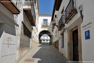 Foto Calle del Arco de San Martin de Valdeiglesias 4