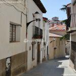 Foto Calle del Arco de San Martin de Valdeiglesias 6