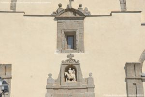 Foto Iglesia de San Martín Obispo de San Martin de Valdeiglesias 33