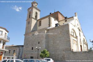 Foto Iglesia de San Martín Obispo de San Martin de Valdeiglesias 55