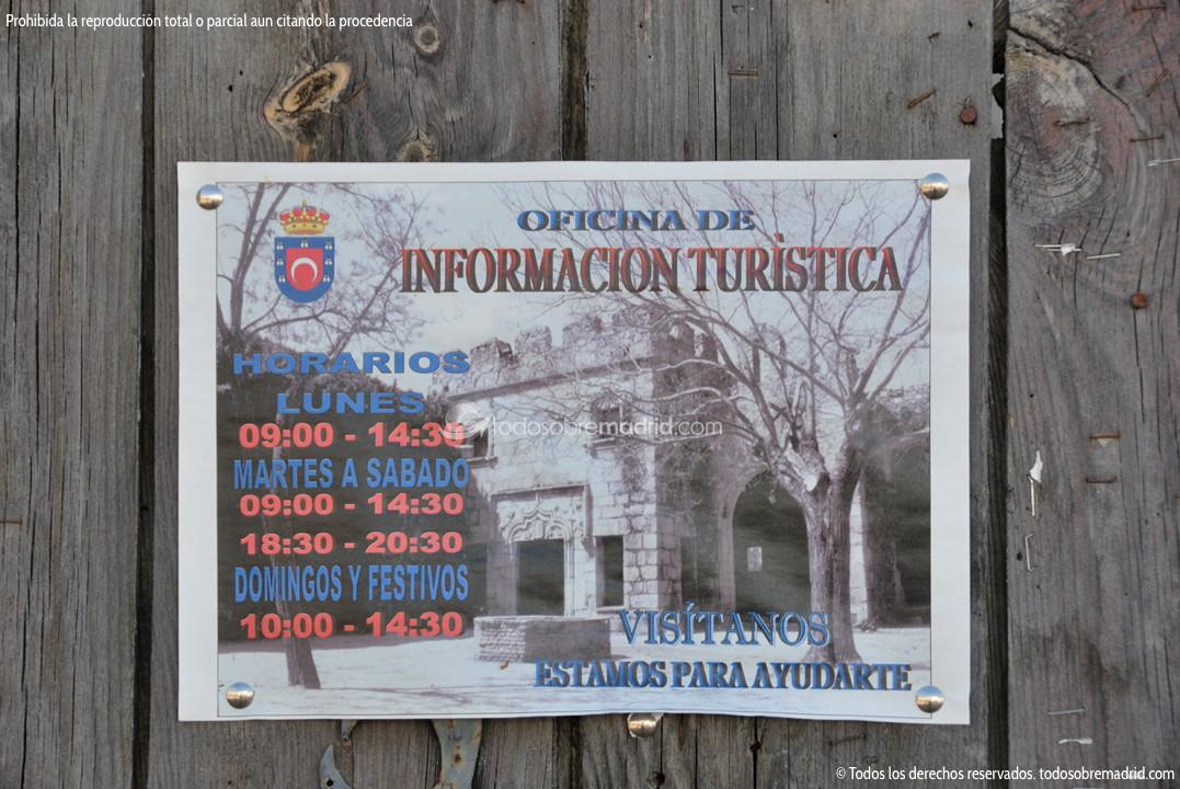 Foto oficina de informaci n tur stica de san mart n de for Oficina de informacion turistica madrid