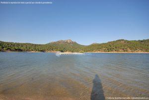 Foto Pantano de San Juan en San Martín de Valdeiglesias 12