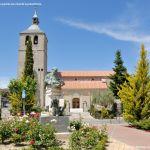 Foto Plaza de la Iglesia de Galapagar 16