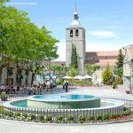 Foto Plaza de la Iglesia de Galapagar 25
