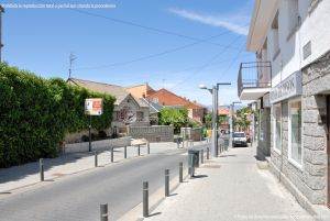 Foto Calle de San Gregorio de Galapagar 1