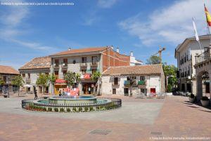 Foto Plaza de la Constitución de Galapagar 14