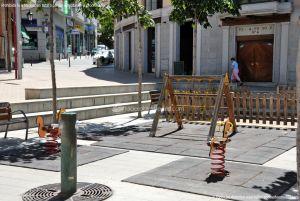 Foto Parque Infantil Plaza de Alfonso X 1