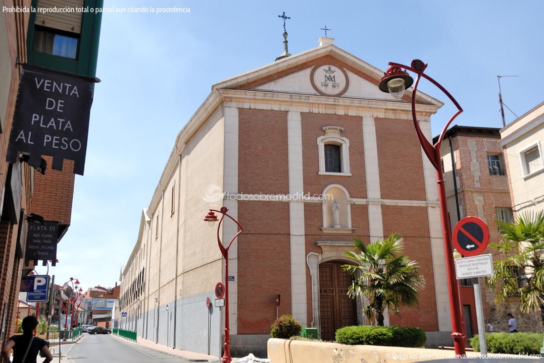 Plaza escuelas p as for Escuelas pias madrid