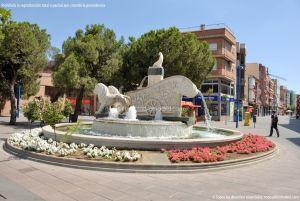 Foto Fuente Plaza General Palacio 2