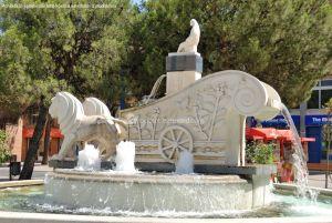 Foto Fuente Plaza General Palacio 3