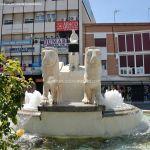 Foto Fuente Plaza General Palacio 7