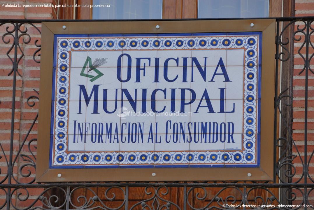 oficina municipal de informaci n al consumidor de getafe