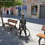 Foto Escultura Calle Madrid 1