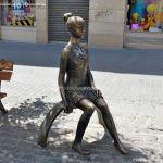 Foto Escultura Calle Madrid 3