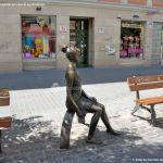 Foto Escultura Calle Madrid 4