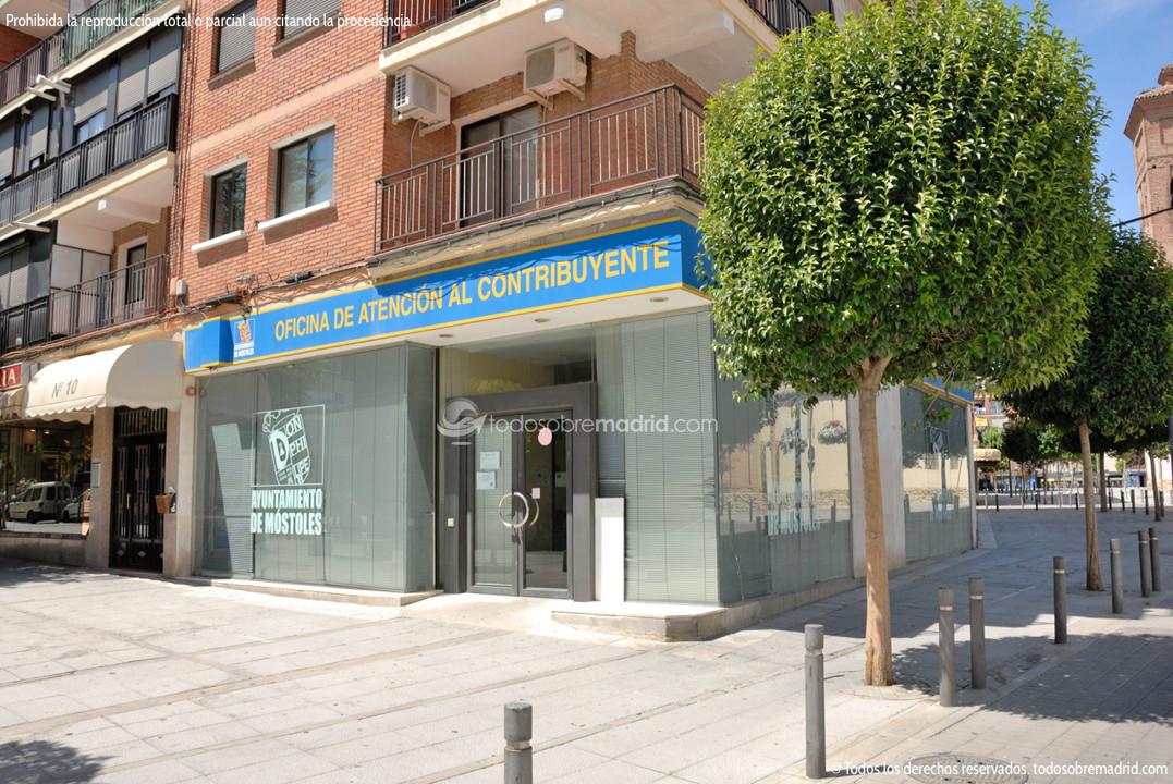 Foto oficina de atenci n al contribuyente 1 for Oficina atencion al contribuyente madrid