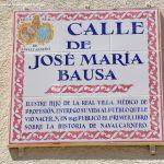 Foto Calle de José María Bausa 6
