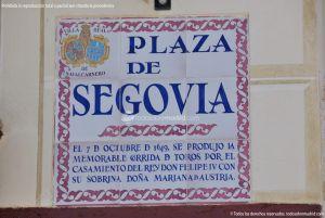 Foto Plaza de Segovia 3