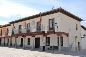 Foto Antigua Casa Consistorial de Navalcarnero 6