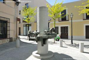Foto Escultura Homenaje a los Encierros 3