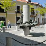 Foto Escultura Homenaje a los Encierros 4