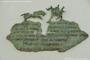 Foto Escultura Homenaje a los Encierros 5