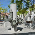 Foto Escultura Homenaje a los Encierros 6