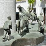 Foto Escultura Homenaje a los Encierros 7