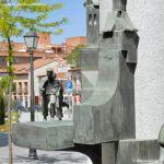 Foto Escultura Homenaje a los Encierros 8