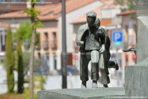 Foto Escultura Homenaje a los Encierros 9