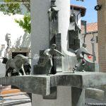 Foto Escultura Homenaje a los Encierros 12