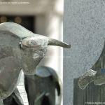 Foto Escultura Homenaje a los Encierros 13
