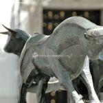 Foto Escultura Homenaje a los Encierros 14