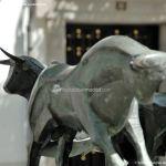 Foto Escultura Homenaje a los Encierros 15