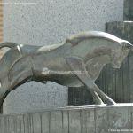 Foto Escultura Homenaje a los Encierros 16