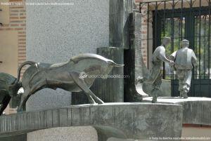 Foto Escultura Homenaje a los Encierros 17