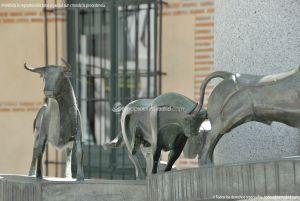 Foto Escultura Homenaje a los Encierros 18