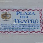 Foto Plaza del Teatro de Navalcarnero 1