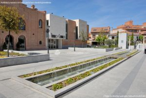 Foto Plaza del Teatro de Navalcarnero 7